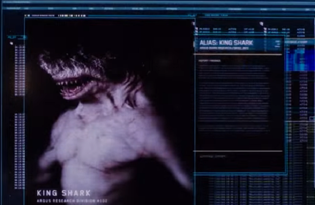 'The Flash' Teases King Shark Episode with 'Jaws'-Themed Trailer