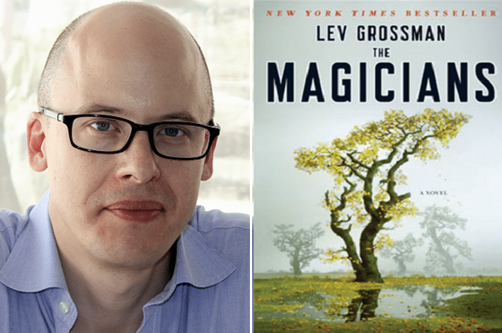 Lev Grossman, 'The Magicians' Author, Talks SyFy, Depression, and Magic