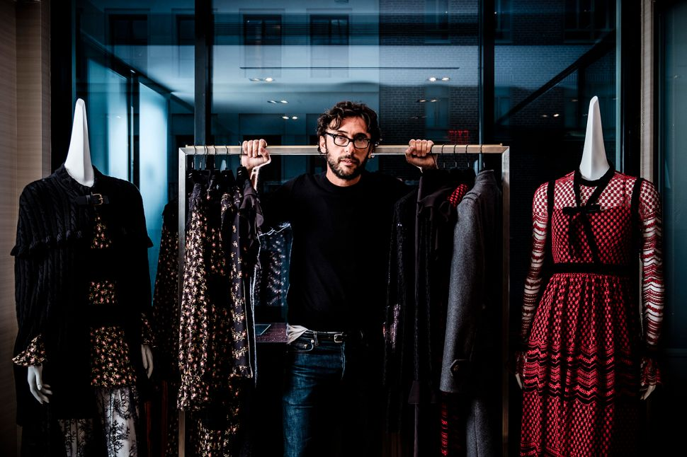 The Euro Influence: Behind the Seams With Lorenzo Serafini and Mary Katrantzou