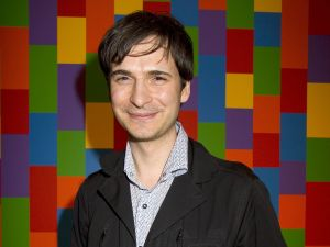 """NEW YORK - APRIL 22: Artist Marcel Dzama attends the new MoMA and P.S.1 program """"Pop Rally"""" that premieres his films, April 22, 2006 in New York City. (Photo by Astrid Stawiarz/Getty Images)"""