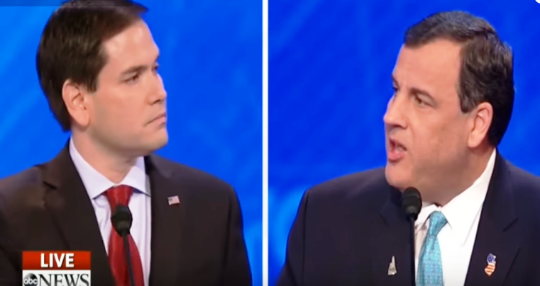 Source: With Attacks on Rubio, Christie Thinking Long-Game Politics