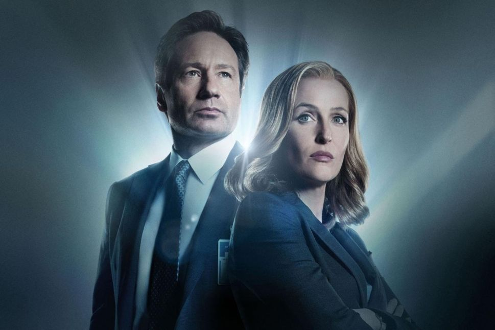 'The X-Files' Marks a Return to the Paranoid Style in American Television