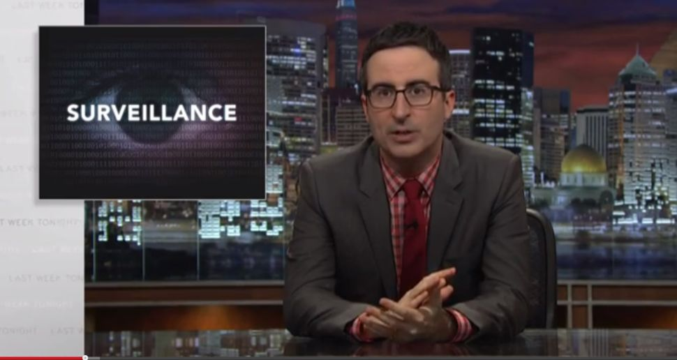 'Last Week Tonight's' John Oliver on Snowden, Podcasts, and Not Chasing Millennials