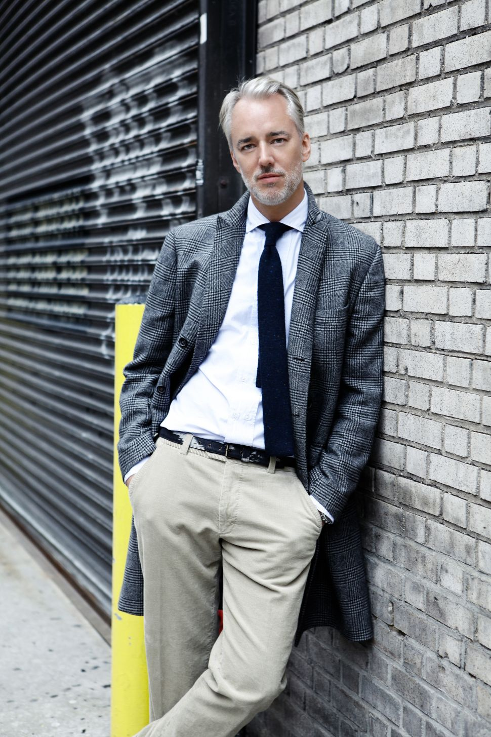 Menswear Designer Michael Bastian Has a New Outlook on His Business