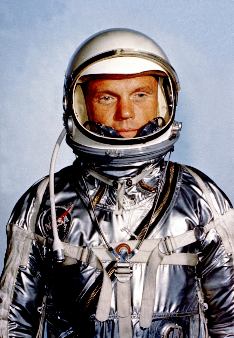 This Week in Tech History: John Glenn Orbits the Earth, the First Computer Debuts