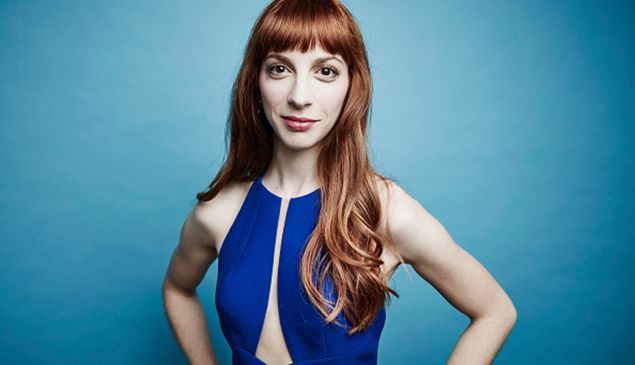 Molly Bernard of TV LAND's 'Younger' (Photo by: Maarten de Boer/Getty Images Portraits)