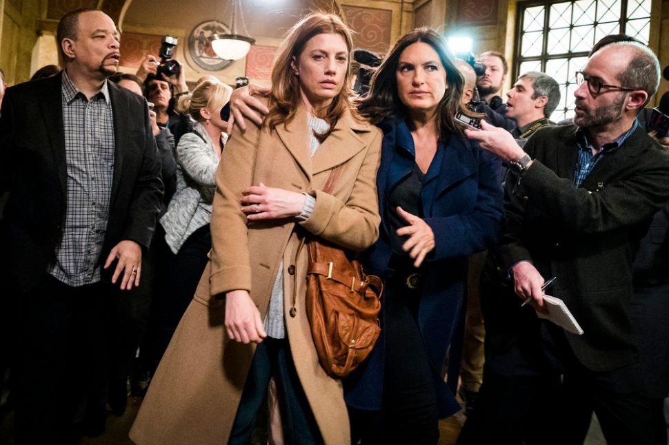 'Law & Order: SVU' Recap 17×15: Collateral Damages