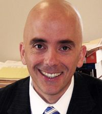 Brian Aloia is the former town attorney for Bloomfield.