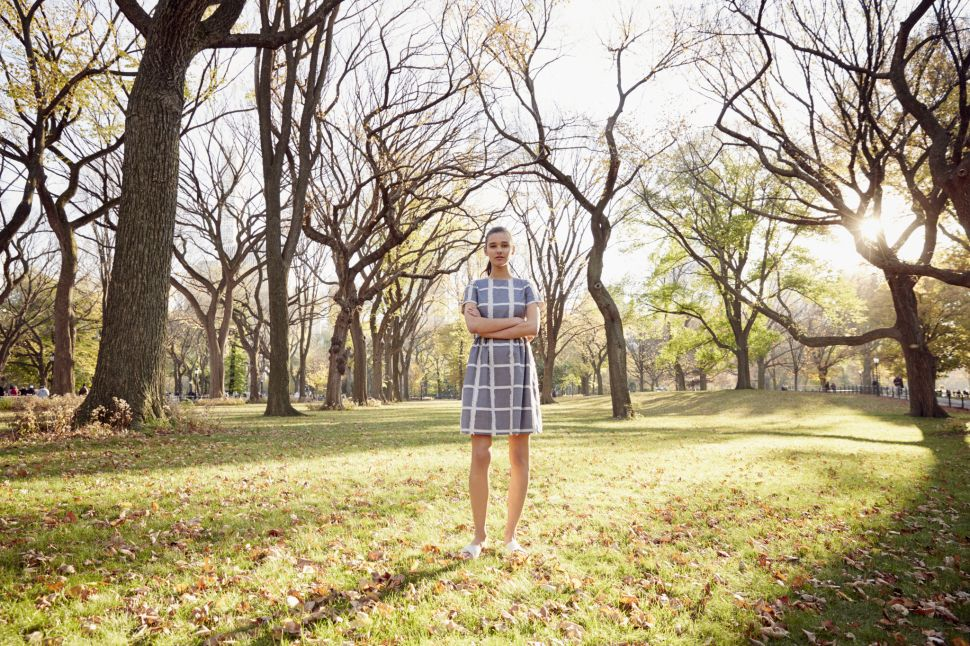 Rallier Creates Uniforms for Chic New Yorkers and Schoolgirls in Africa