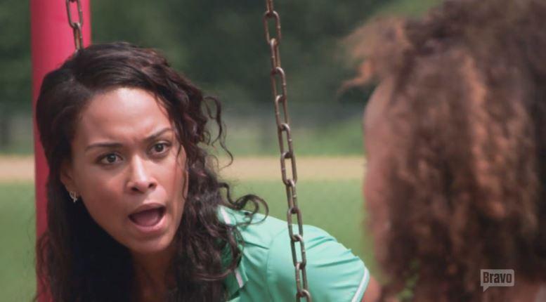 'Real Housewives of Potomac' Episode 4 Recap: Swing Life Away