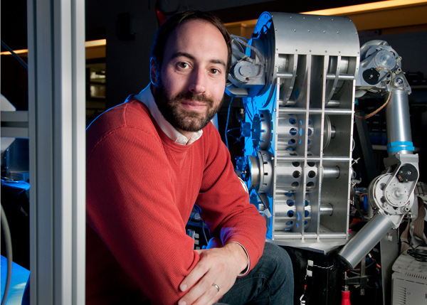 Meet the Guy Running Our Robot Future
