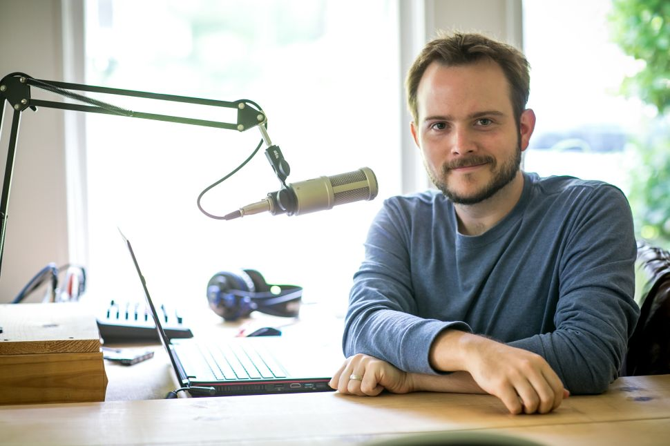 Mississippi Podcaster to Fix the Medium's Big Problem