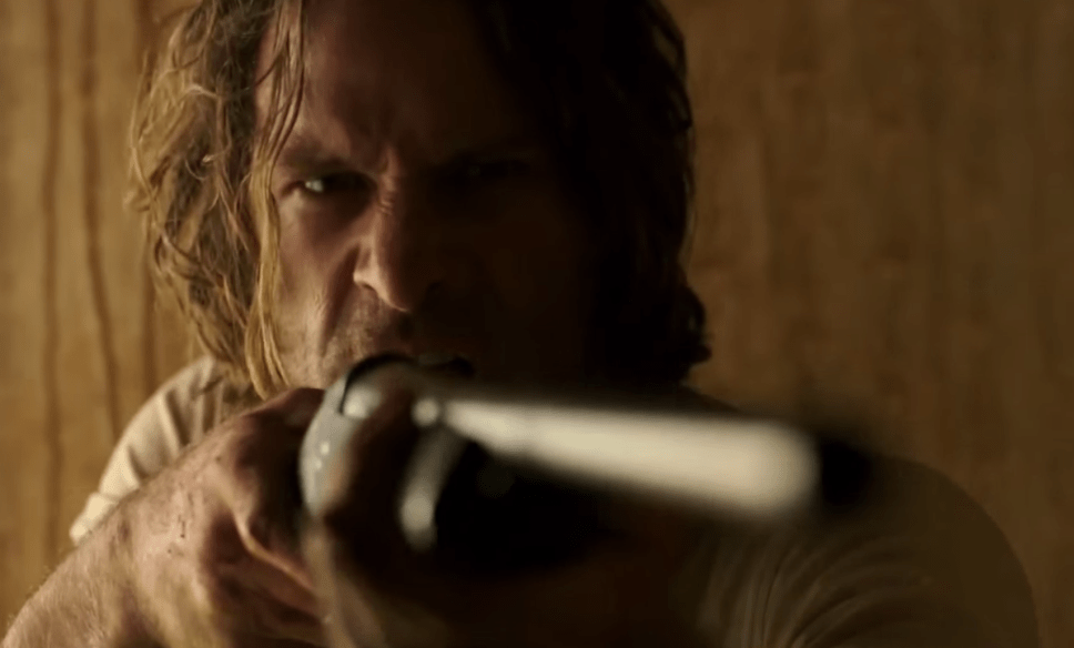 Thomas Jane and Laurence Fishburne Do a Violent Dance With Death in 'Standoff'