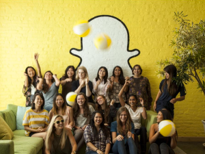The Snapchat team.