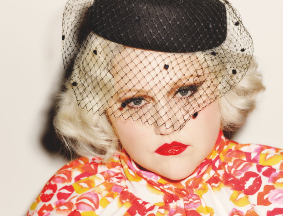 Beth Ditto Launches Her Size Hero Label