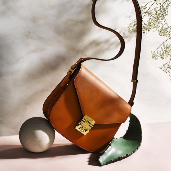 MCM Worldwide Dips Into Their Archives to Revive the Saddle Bag