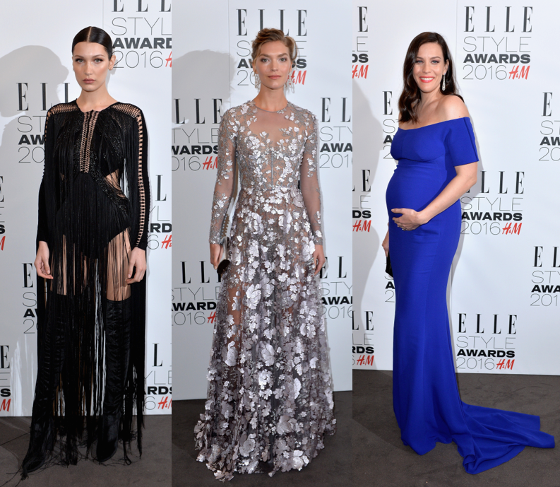 The Best and Worst Style at the Elle Style Awards