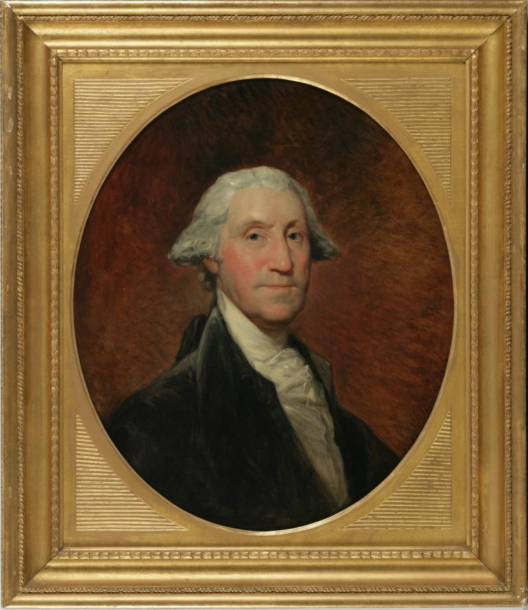 When Painting George Washington Was a Cottage Industry