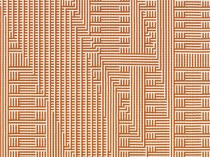 Tauba Auerbach's Shadow Weave - Metamaterial/Slice Ray, 2013.