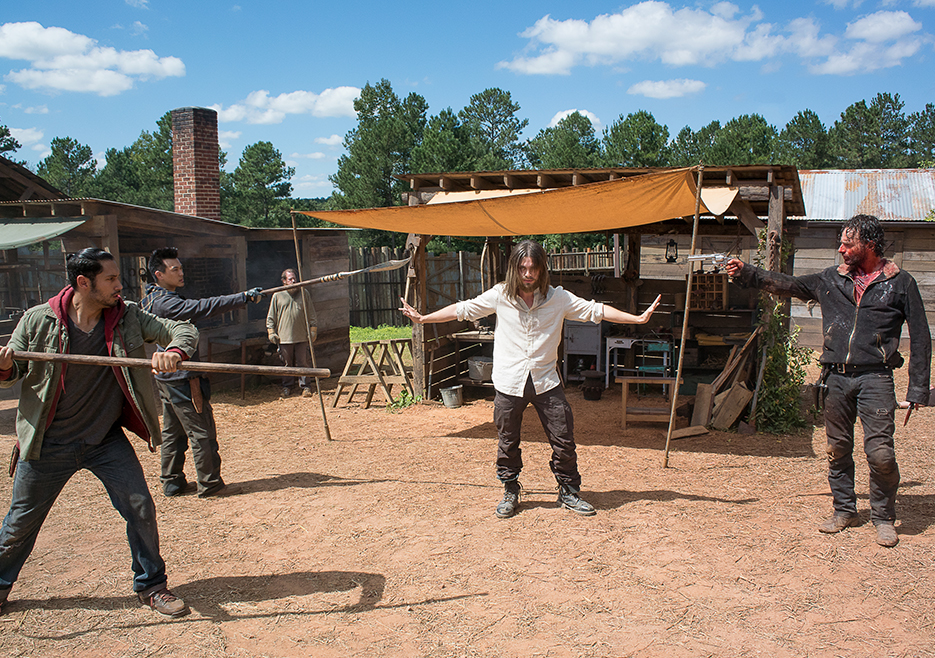 'The Walking Dead' Recap 6×11: Trust Fall