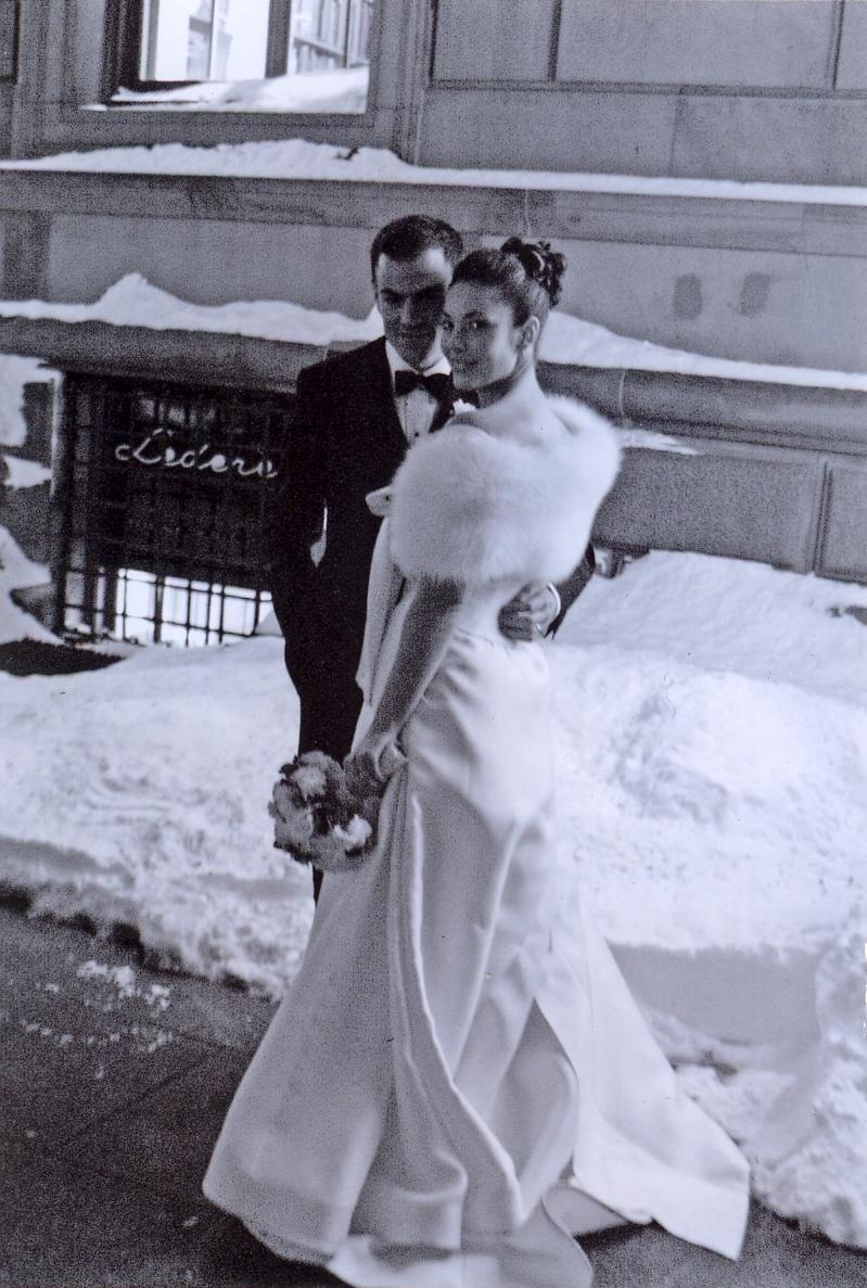 How Two New York-Based Fashion Designers Balance Work and Romance
