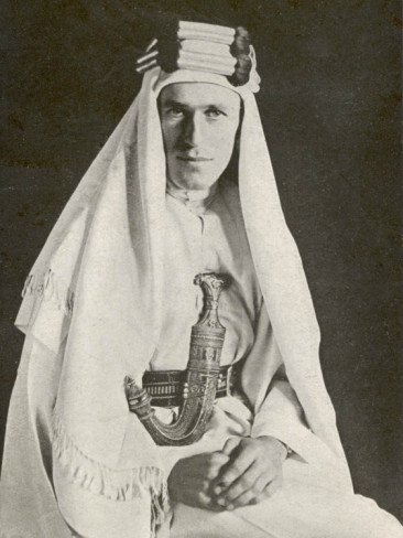 UK Bars Export of Lawrence of Arabia Robes, London Tattoo Culture on View—and More