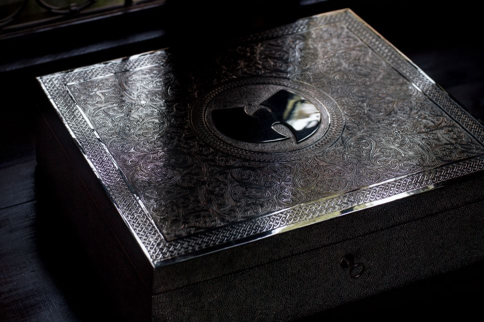Wu-Tang Clan's Secret Album Allegedly Includes Unauthorized Art
