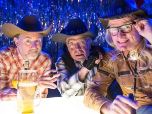 The Lone Gunmen.