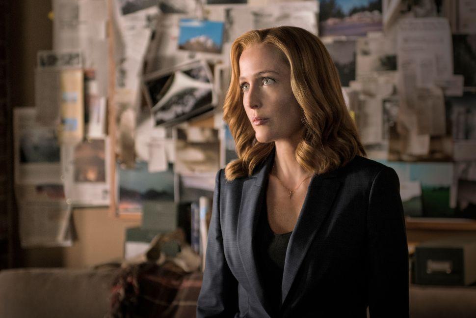 'The X-Files' Season Finale Recap: 'My Struggle II'