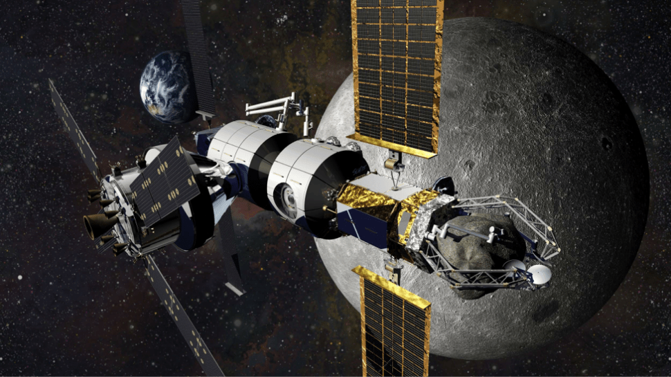 With Mars in Mind, Lockheed Martin Designs Human Habitat to Orbit Moon