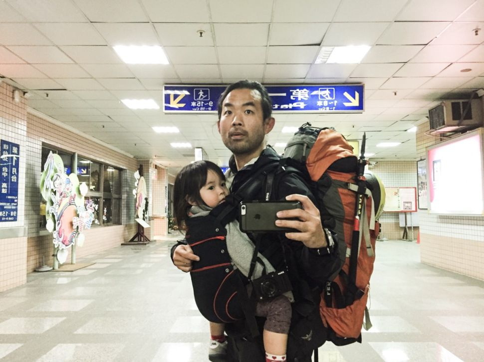 Why Every Father Should Bring His Toddler Out for a Mini Adventure
