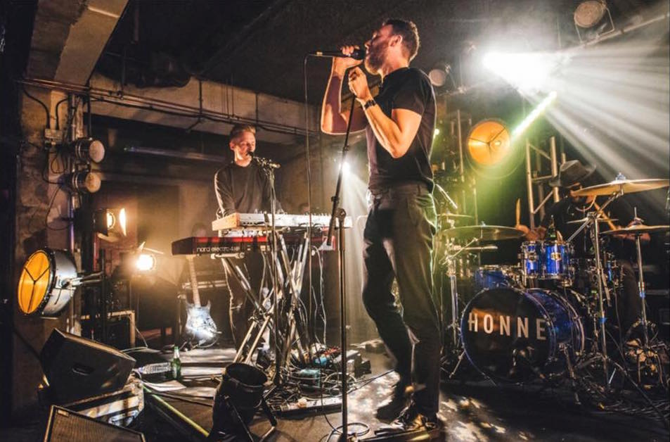 Meet Honne: London's Tightest New Electro-Soul Duo