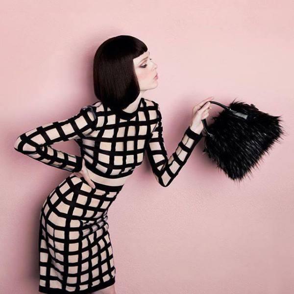 """""""The World's First Digital Supermodel"""" Coco Rocha at SXSW"""