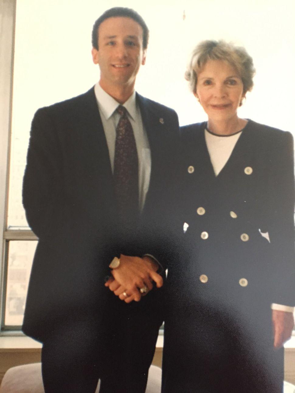 The Night Nancy Reagan Met Michael Jackson, As Told by the Secret Service