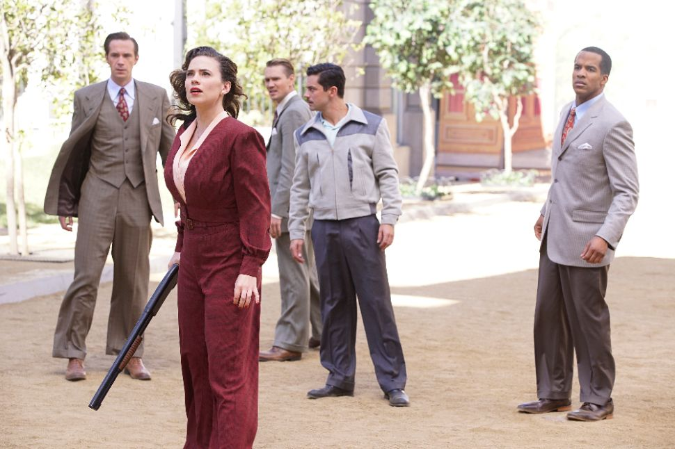 'Marvel's Agent Carter' Season 2 Finale Recap: Hollywood Ending