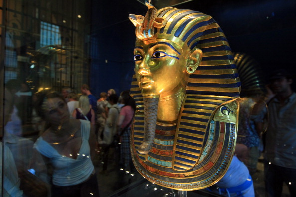 Scans of King Tut's Tomb Point to Hidden Rooms, Digital Map of NYC Landmarks—and More