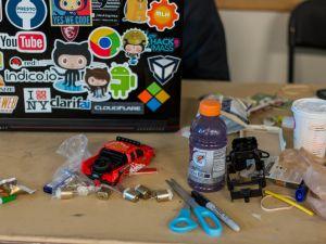 HampHack--a hackathon for everyone.