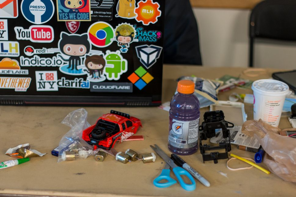 You Don't Need to Know How to Code to Win This Hackathon