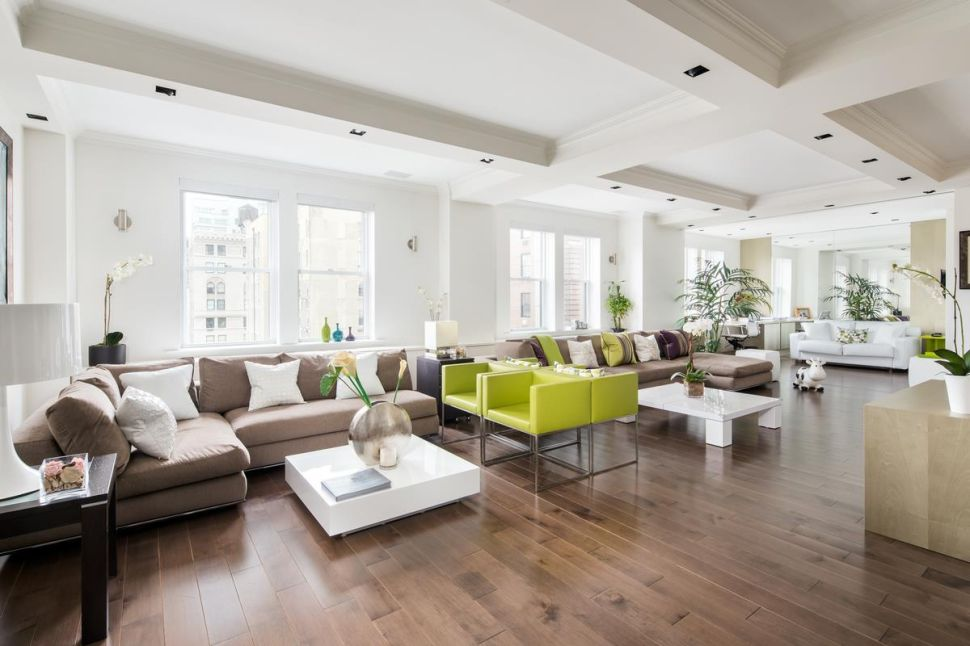 Only One Park Avenue Pad, Please: Raymond Svider Lists Mayfair Condo for $15.75M