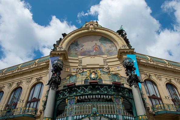 Prague Named Most Art Nouveau City, Huntington Library Plans Expansion—and More
