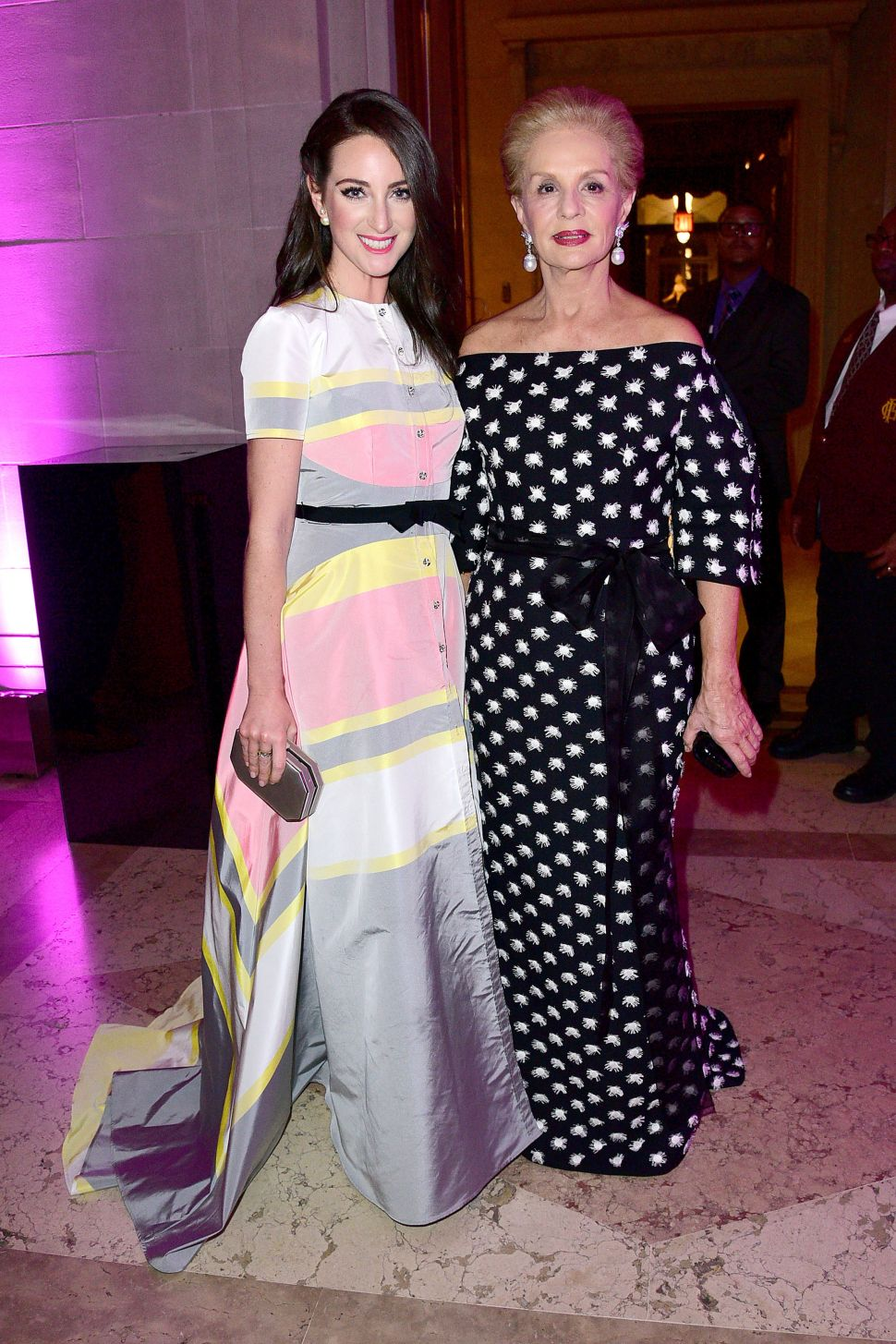 Behind the Scenes at the Frick Young Fellows Ball With Carolina Herrera