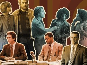 Contemporary TV has become a journey through the past.