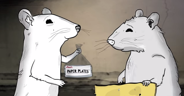 'Animals.' Creators Mike Luciano and Phil Matarese on Making a D.I.Y. Cartoon for HBO