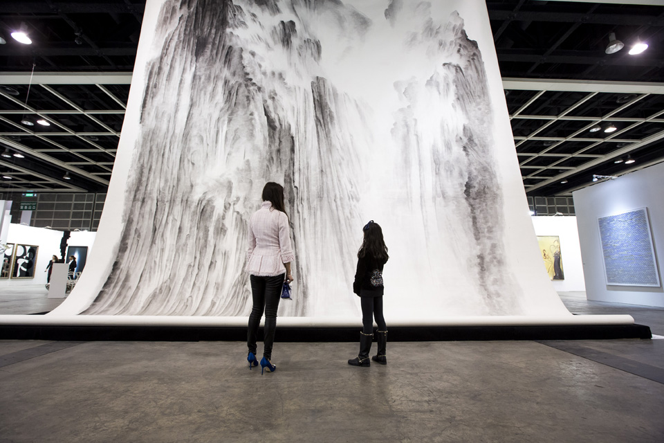 Best of the Best: Five Booths at Art Basel Hong Kong