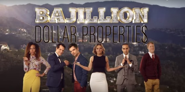 Scott Aukerman on 'Bajillion Dollar Propertie$', Reality TV and Comedy's New Niche