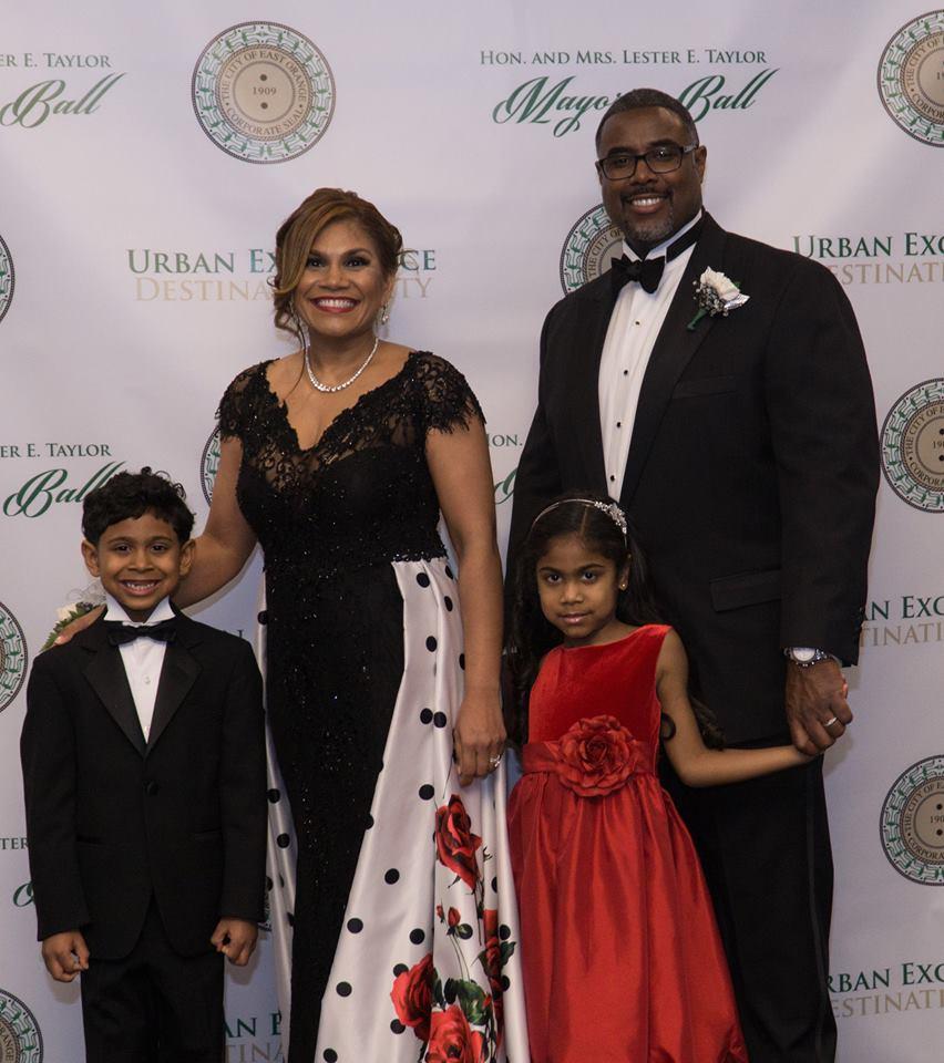 Mayor's Annual Ball Raises $250,000 for East Orange Mayor Lester E. Taylor III