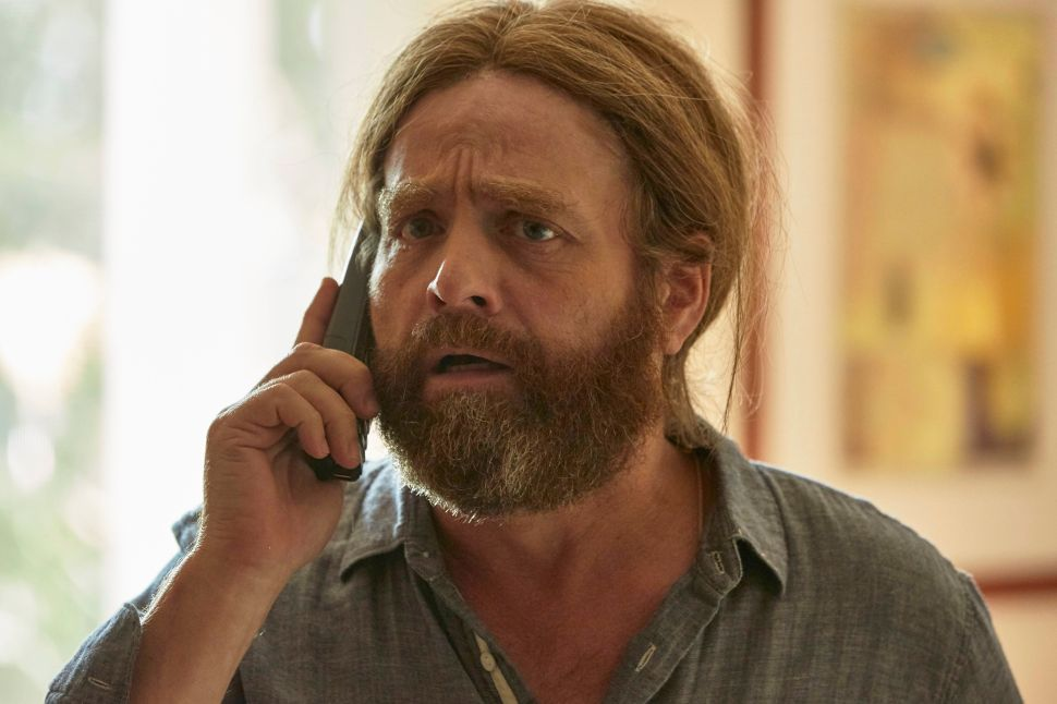 'Baskets' Recap 1×07: Weird Place for a Nap
