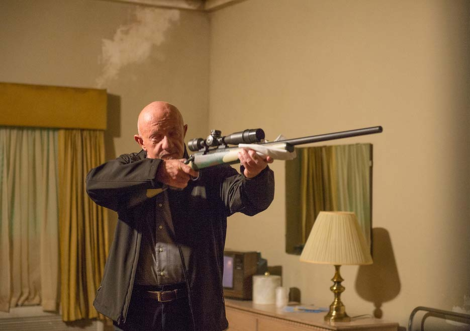 'Better Call Saul' Recap 2×04: Mike Ehrmantraut's Punch-Out!!
