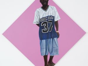 Barkley L. Hendricks, JohnWayne, 2015.