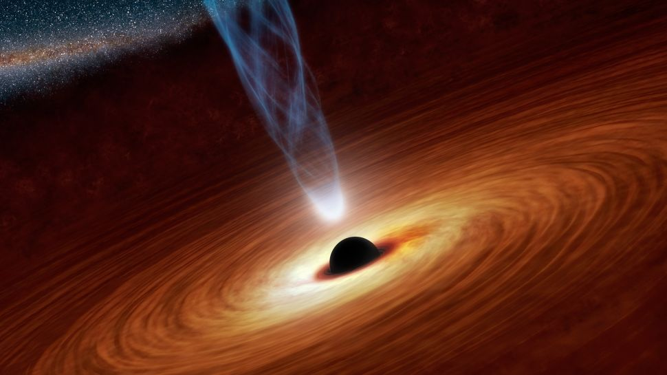 Columbia's Black Hole Expert on the End of the World as We Know It